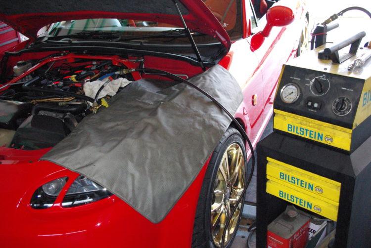 エンジンカーボンクリーン(エンジン内部 燃料系洗浄システム)