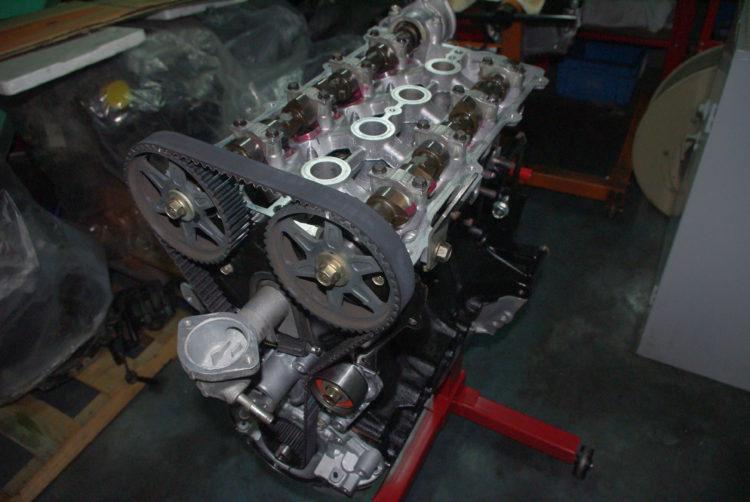 エンジンオーバーホール NA6