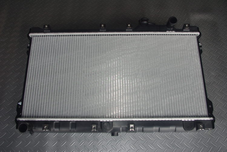 強化ラジエター(Newコア)+純正ホースセット NA6用